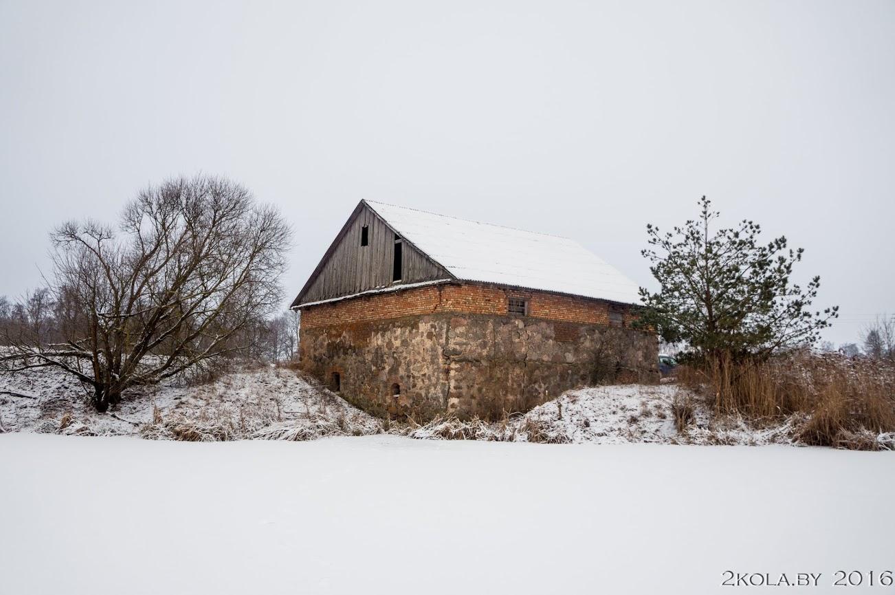 DSC08175 - Зимняя покатушка к резиденции Радзивиллов (Снов-Несвиж-Городея)