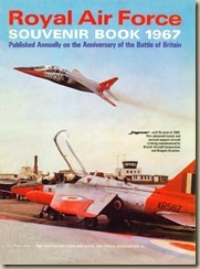 Royal Air Force Souvenir Book 1967_01