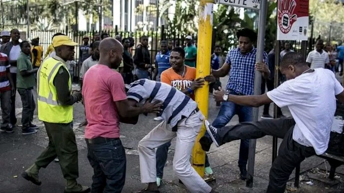 Almighty Trouble looms as Nigerians cries out over fresh violence in SA