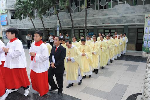 Mừng Tân Tu viện trưởng Giuse Lưu Công Chỉnh, OP
