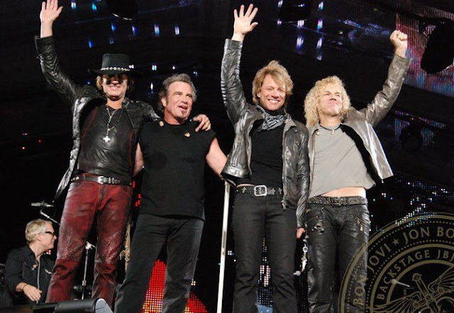 Bon Jovi World Tour 2013: Because we can
