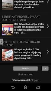 Dentamedia screenshot 2