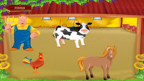Farm Academy Find Animals