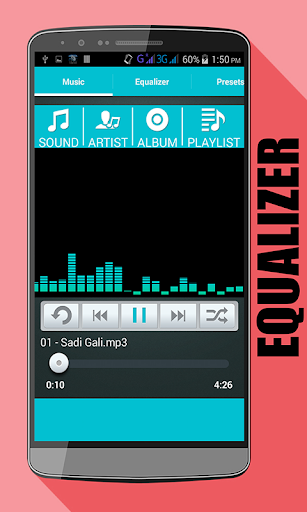 Equalizer Music Player Free
