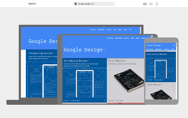 Google Resizer Unofficial