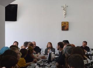 2016 06 05 Харків'янку з США зустрічали в колі рідної парафії