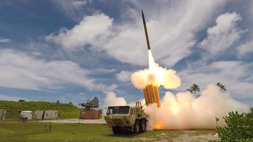 Sistem Rudal Terminal High Altitude Area Defense - THAAD