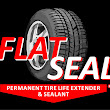 Flat Seal INDUSTRIAL FORMULA. Tire‬, sealant‬, prevent‬