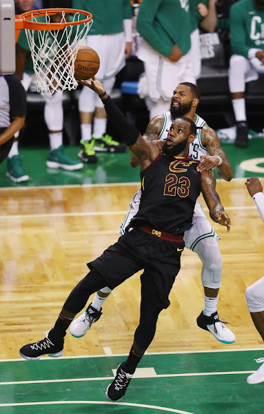 King James Carries the Cavs to His 8 Straight NBA Finals Appearance