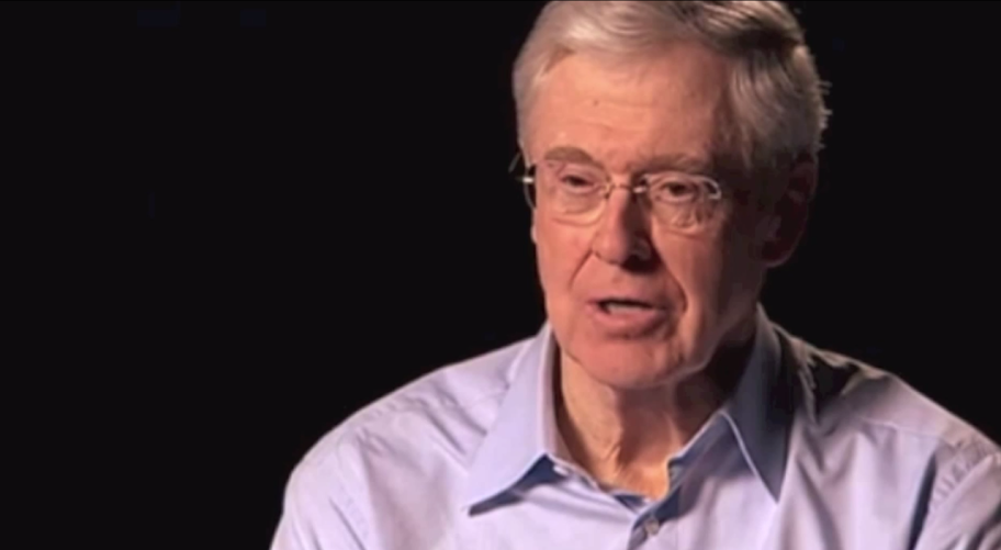 Koch: Republicans should focus on issues, like Reagan did