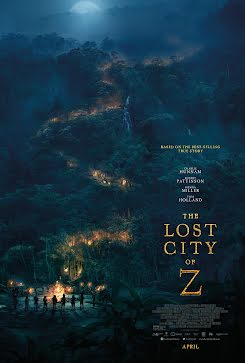 Z. La ciudad perdida - The Lost City of Z (2016)