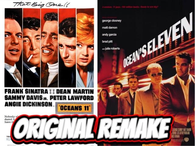 Oceans 11 Remake