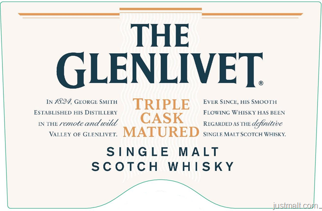 The Glenlivet Distiller's Reserve