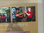 The Wing Chun School HQ mentioned in the Ip Man Tong. Sifu Garry Mckenzie and Sifu Ian Morris.