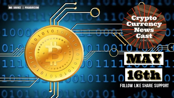 Crypto News Cast May 16th 2021 ?