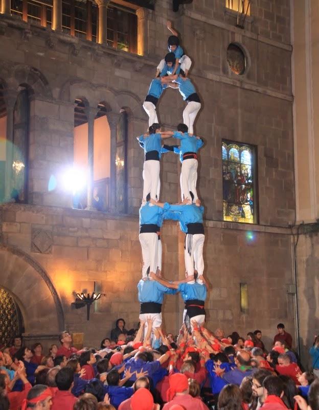 XVI Diada dels Castellers de Lleida 23-10-10 - 20101023_178_4d7_CdT_Lleida_XVI_Diada_de_CdL.jpg