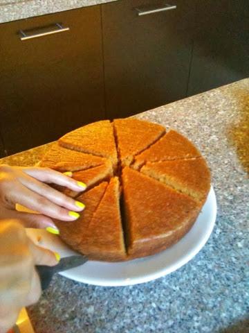 Easy Nutmeg Cake Recipe