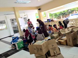 Misi Bantuan Banjir 2014