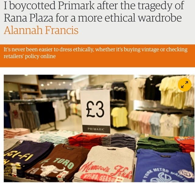 primark aims and objectives
