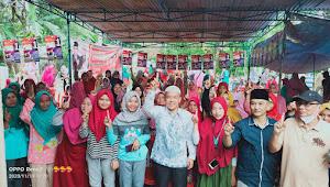 Ingin Perubahan yang Lebih Baik, Warga Desa Ini  Pilih Ustad Inayah