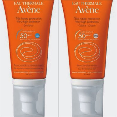AveneSunSitive Protection Range