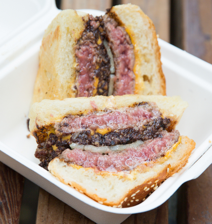 photo of Bleecker Black Burger