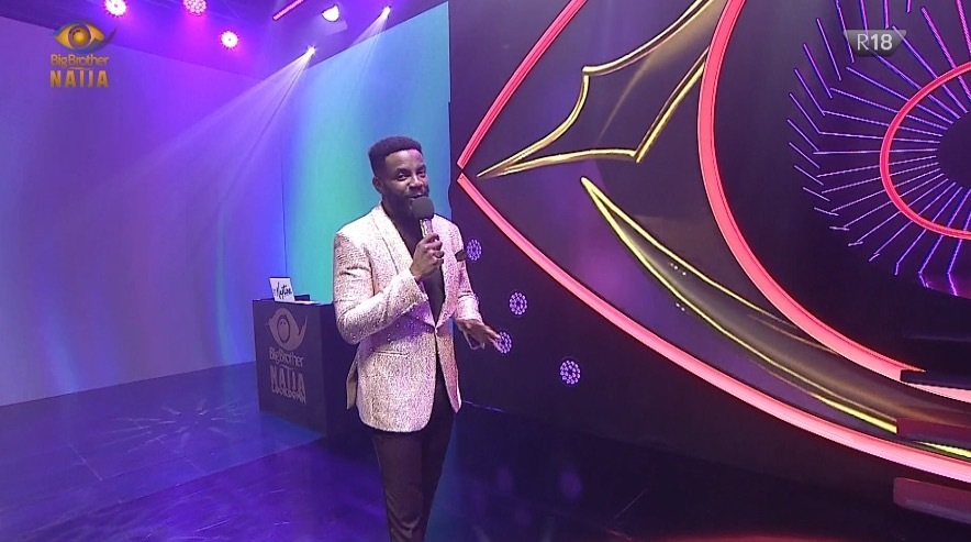 Ebuka The Host of BBNaija
