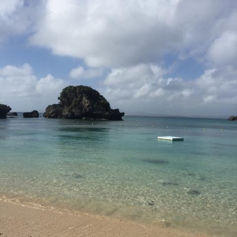 Ikei Beach Okinawa