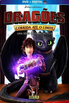 Baixar Série Dragons Race to the Edge 4ª Temporada Torrent Grátis