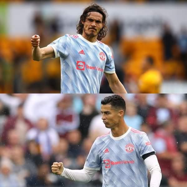 Solskjaer on possibility of Cavani and Ronaldo partnership