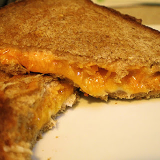 Rendition of Grilled Cheese...With a Secret Ingredient!