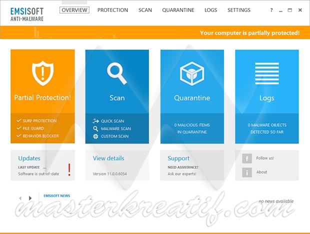 Emsisoft Anti-Malware 11