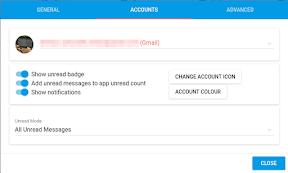 Gmail en Ubuntu de la mano de Wmail. Configuración por cuenta.