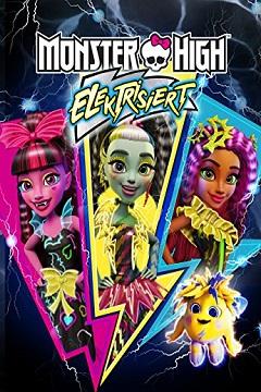 Monster High: Elektrik Akımı - 2017 Türkçe Dublaj MKV indir