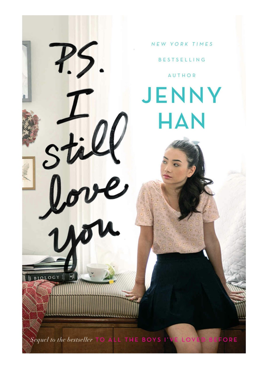 Image result for ps i still love you book