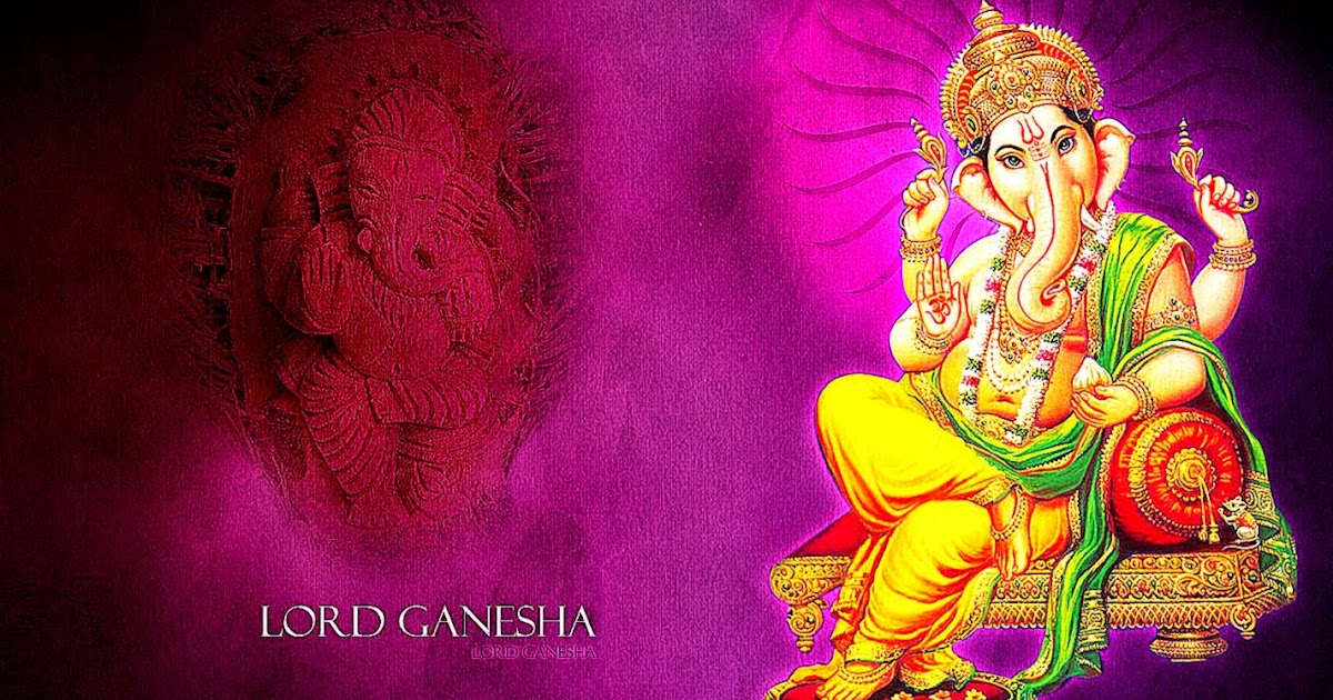 lord ganesha wallpaper computer background - photo #3