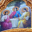 Иконостас и иконы Свято - Никольского  Собора г. Котовска