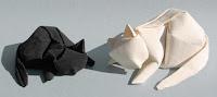 Origami_DreamingCats