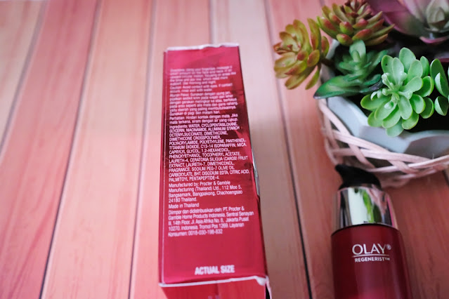 Review Olay Regenerist Micro Sculpting Serum