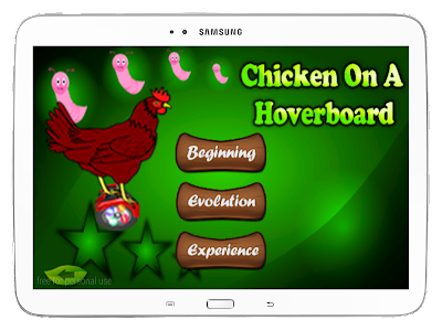Chicken On A Hoverboard screenshot 9
