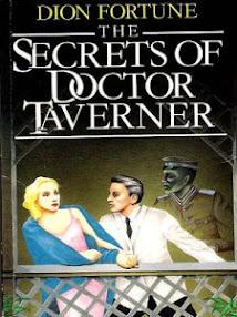Cover of Dion Fortune's Book The Secrets Of Dr John Richard Taverner