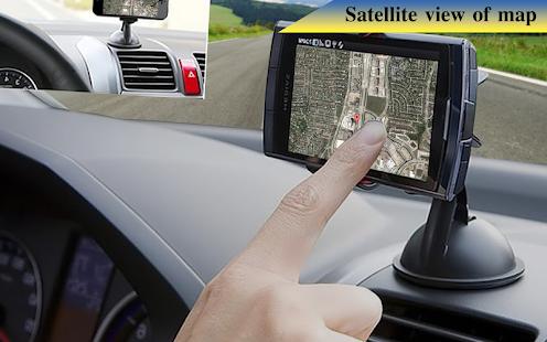 GPS svět Offline mapa: Země Jízdy trasa řídit - náhled
