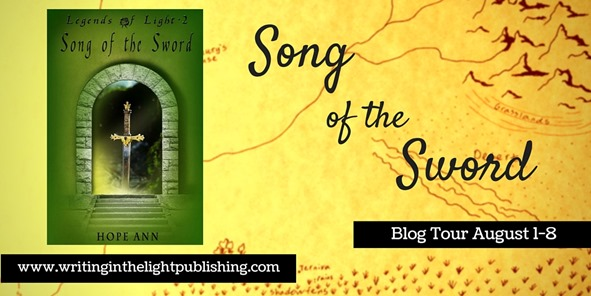 Song of the Sword Blog Tour
