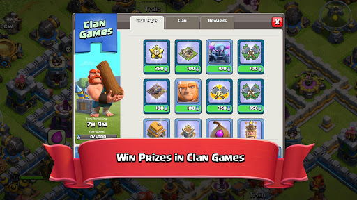 Clash of Clans 13.369.18 screenshots 3