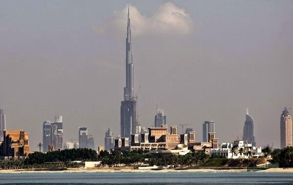 Tahukah kau apa menara paling tinggi di dunia  Menara Paling Tinggi Di Dunia