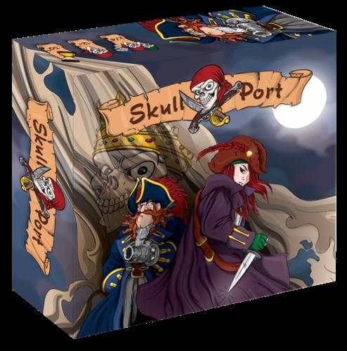 Skull Port: Gusari na vašem stolu