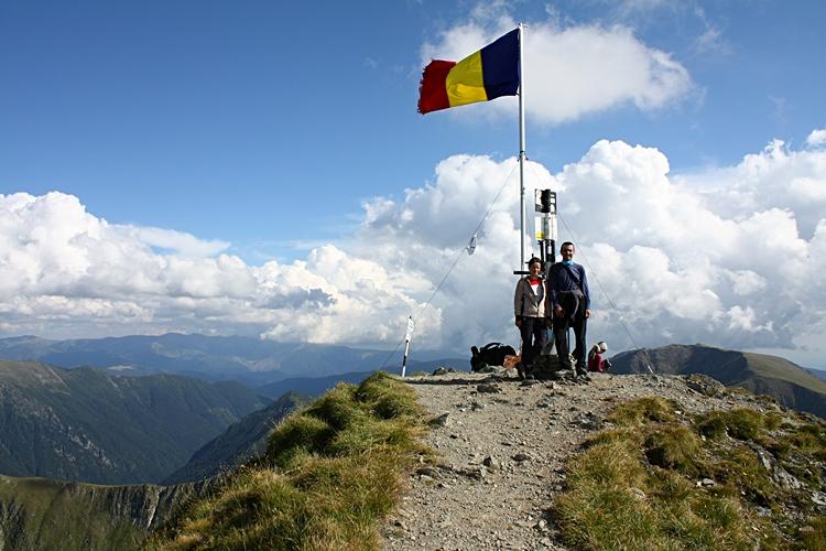 Pe Moldoveanu