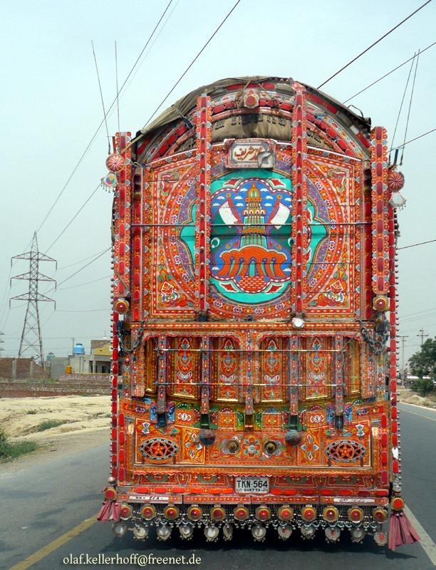 Pakistan-Impressionen