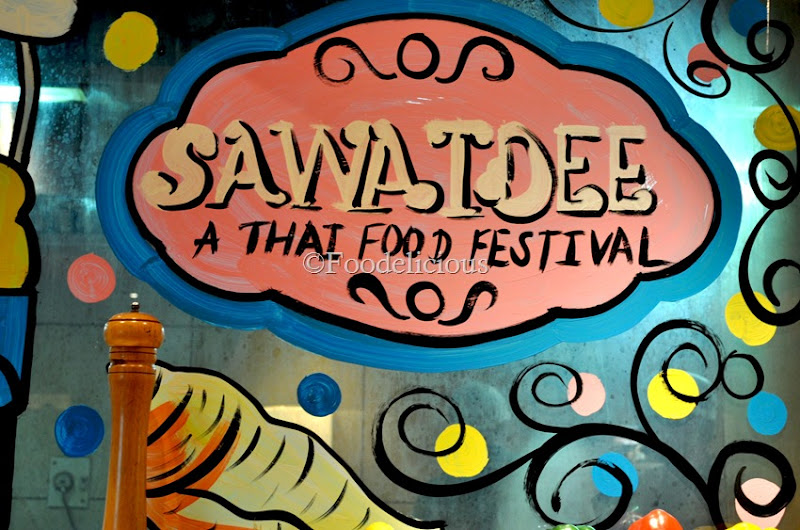 Foodelicious- Review of Sawatdee