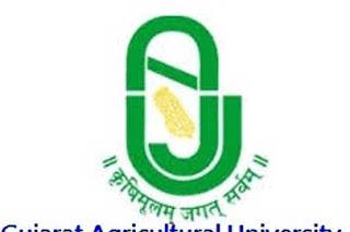 Gujarat Agriculture University Junior Clerk Answer Key 2020